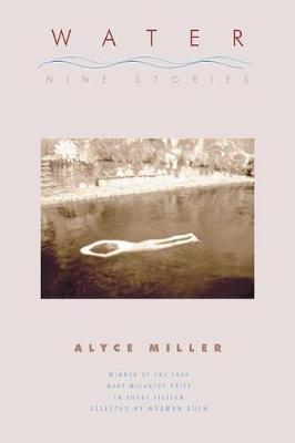 Water: Nine Stories (Paperback)
