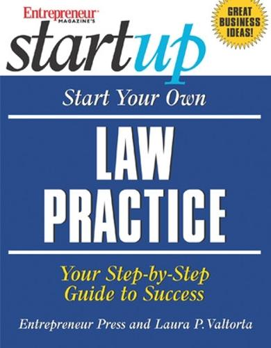 Start Your Own Law Practice (Paperback)