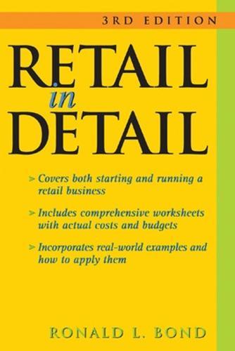 Retail in Detail, 3/e (Paperback)