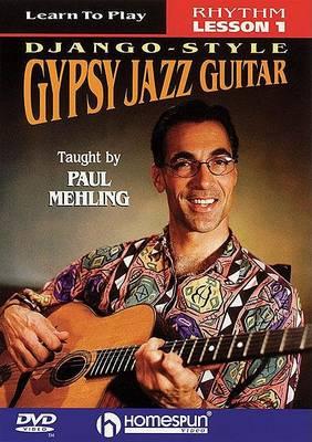 Learn to Play Django-style Gypsy Jazz Guitar: v.1 (DVD)