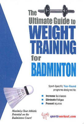 Weight Training for Badminton (Paperback)