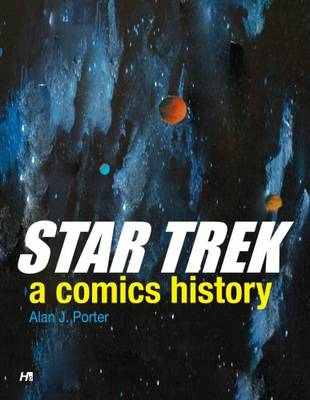 Star Trek: A Comics History (Paperback)