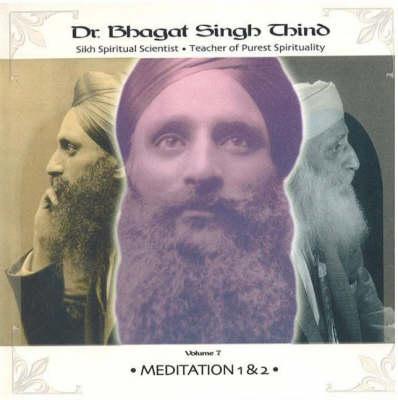 Meditation 1 & 2 CD (CD-Audio)