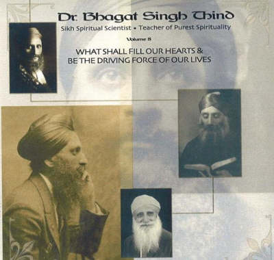 What Shall Fill Our Hearts & Be the Driving Force of Our Lives CD (CD-Audio)