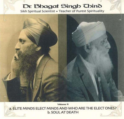 Elite Minds, Elect Minds & Who Are the Elect Ones? / Soul at Death CD (CD-Audio)