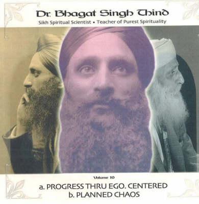 Progress Thru Ego Centred / Planned Chaos CD (CD-Audio)