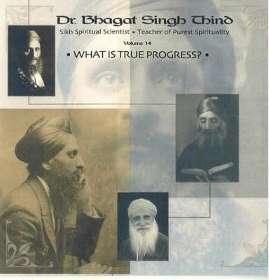 What is True Progress? CD (CD-Audio)