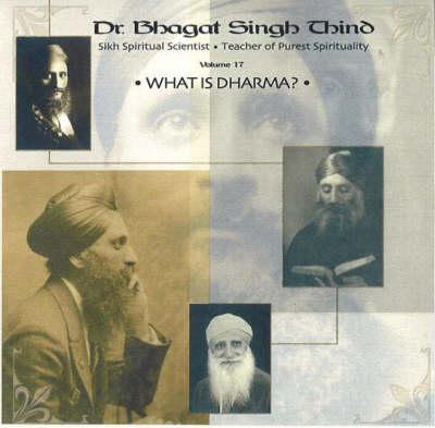 What is Dharma? CD (CD-Audio)