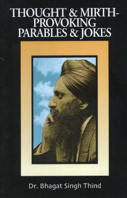 Thought & Mirth-Provoking Parables & Jokes (Paperback)