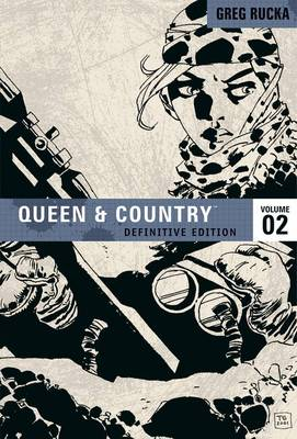 Queen & Country The Definitive Edition Volume 2 (Paperback)