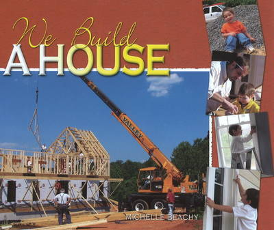 We Build a House (Paperback)