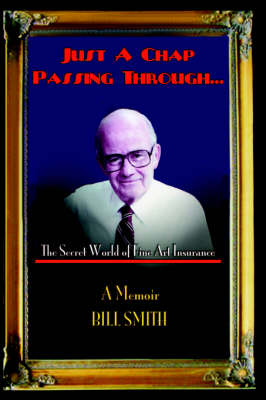 Just A Chap Passing Through (Paperback)