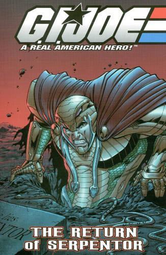 G.I. Joe: Return of Serpentor (Paperback)
