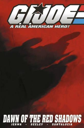 G.I. Joe: Rise of the Red Shadows v. 8 (Paperback)
