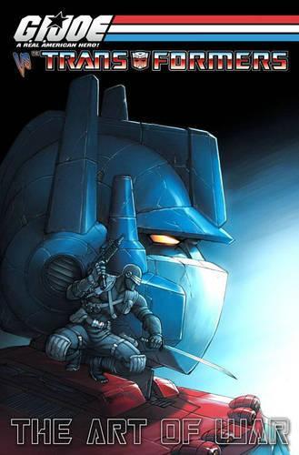 G.I. Joe vs. the Transformers: Art of War v. 3 (Paperback)
