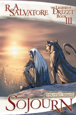 Forgotten Realms: Legend of Drizzt - Sojourn: v. 3 (Hardback)