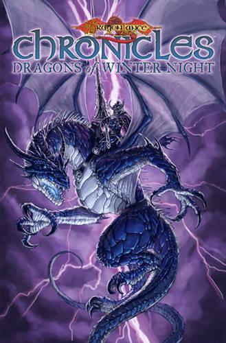 Dragonlance Chronicles: Dragons of Winter Night v. 2 (Paperback)