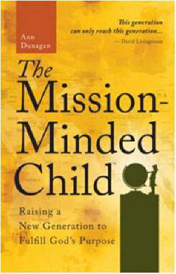 Mission Minded Child (Paperback)