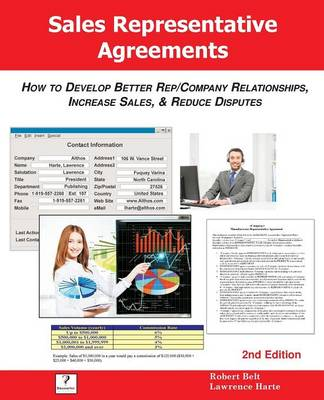 Sales Representative Agreements, 2nd Edition (Paperback)