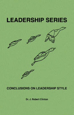 Conclusions on Leadership Style (Paperback)