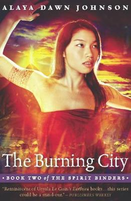The Burning City (Paperback)