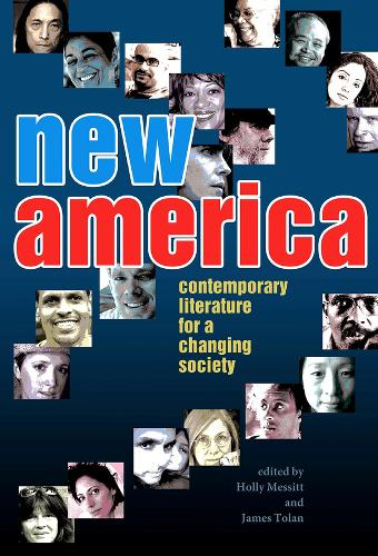 New America: Contemporary Literature for a Changing Society (Paperback)