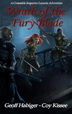 Wrath of the Fury Blade (Paperback)