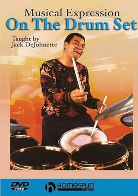 Jack Dejohnette Teaches Musical Expression on the Drum Set (DVD)