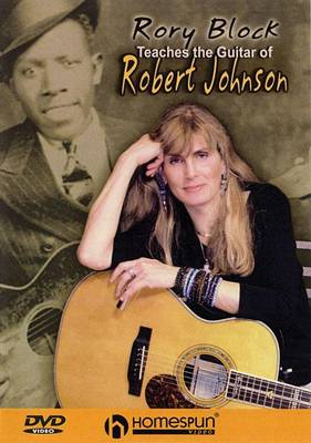 Rory Block Teaches the Guitar of Robert Johnson (CD-Audio)