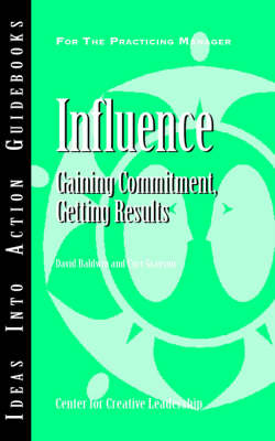 Influence: Gaining Commitment, Getting Results (Paperback)