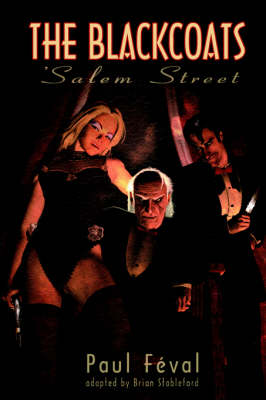 The Black Coats: 'Salem Street (Paperback)