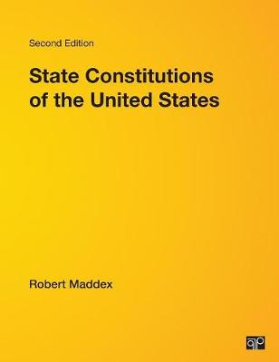 State Constitutions of the United States (Hardback)