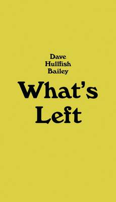 Dave Hullfish Bailey: What's Left to Its Own Devices (on Reclamation) (Paperback)