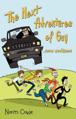 The Next Adventures of Guy (Paperback)