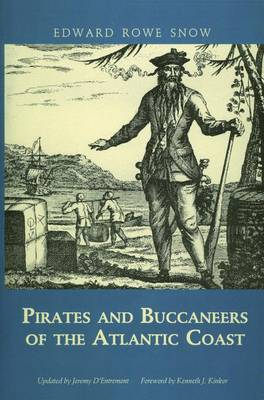 Pirates and Buccaneers of the Atlantic Coast (Paperback)