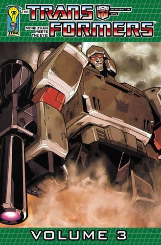 Transformers: Generation One v. 3 (Paperback)