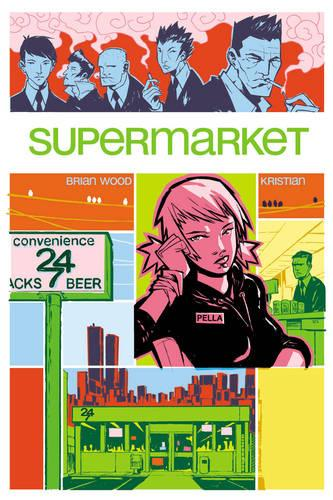 Supermarket (Paperback)