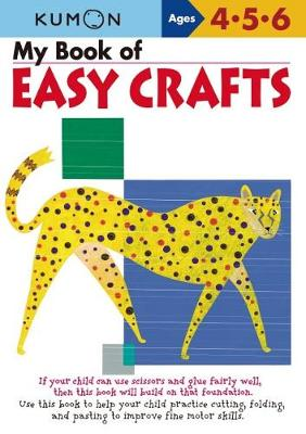 My Book of Easy Crafts (Paperback)
