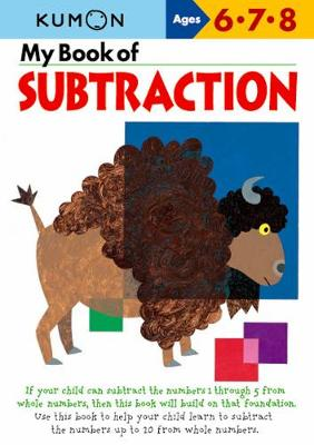 My Book Of Subtraction (Paperback)