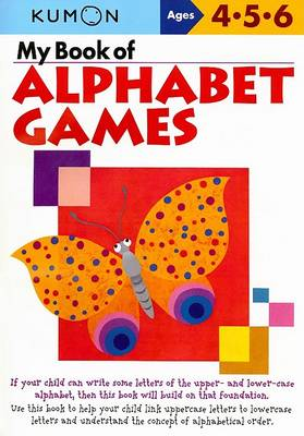 My Book of Alphabet Games (Paperback)
