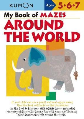 My Book of Mazes: Around the World (Paperback)