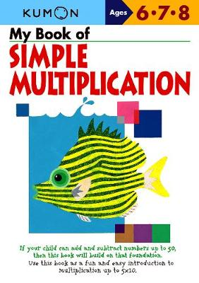 My Book of Simple Multiplication (Paperback)