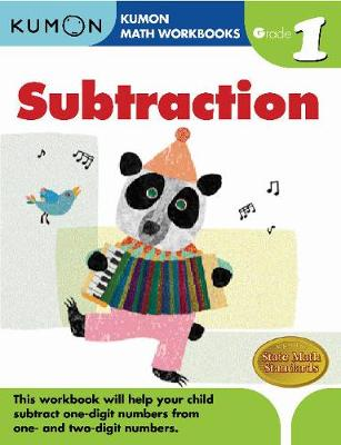 Grade 1 Subtraction (Paperback)