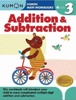 Grade 3 Addition & Subtraction (Paperback)