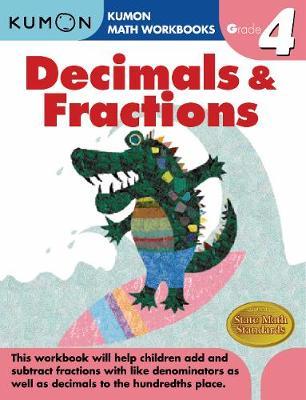 Grade 4 Decimals and Fractions (Paperback)