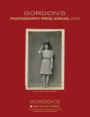 2009 Gordon's Photography Price Annual 2009 (Paperback)