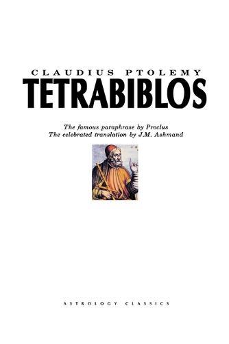 Tetrabiblos (Paperback)