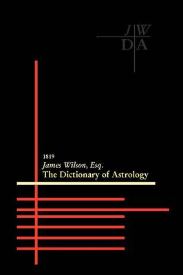 Dictionary of Astrology (Paperback)
