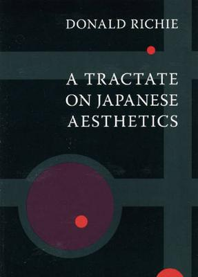 A Tractate on Japanese Aesthetics (Paperback)