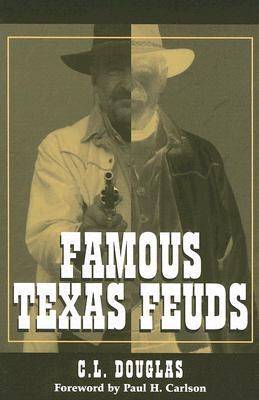 Famous Texas Feuds (Paperback)